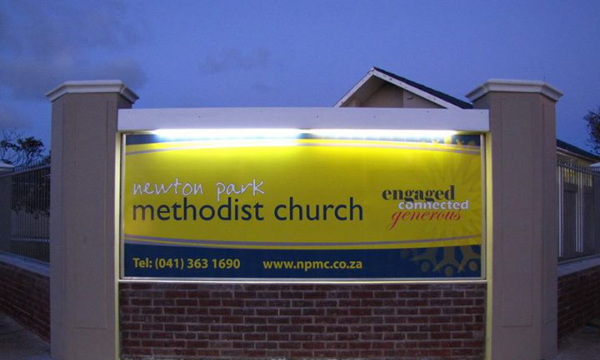 Newton Park Methodist Church